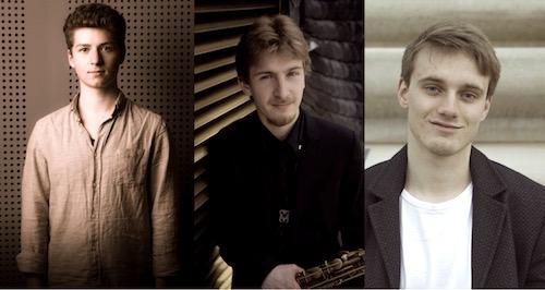 small Pressefoto Noklas Roever Trio