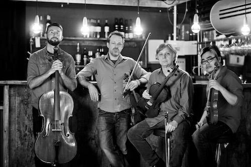 small Pressefoto Sirius Quartett
